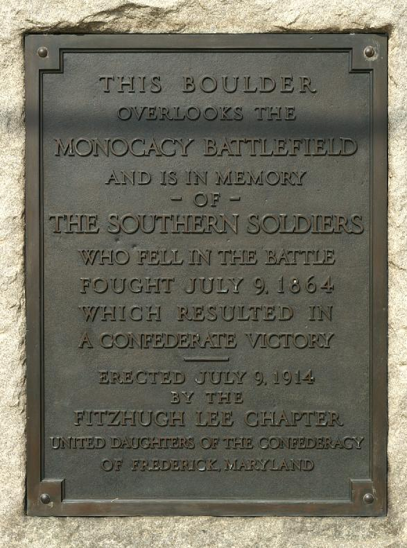 The battle of monocacy image